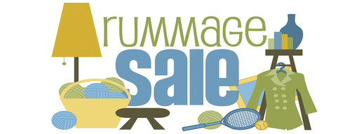 RUMMAGE SALE - MARCH 2